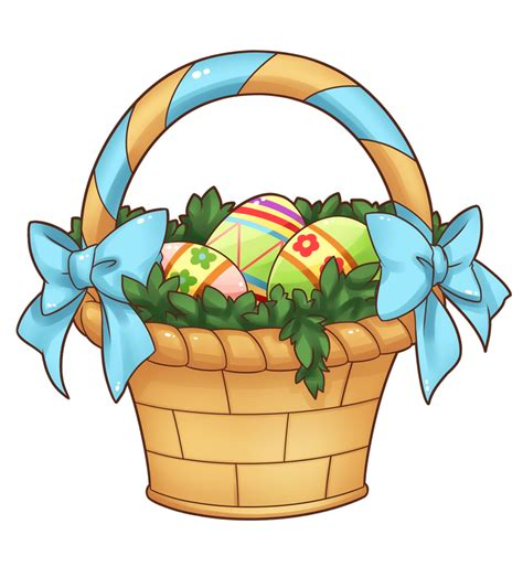 Easter Basket Clipart free to use domain easter baskets clip
