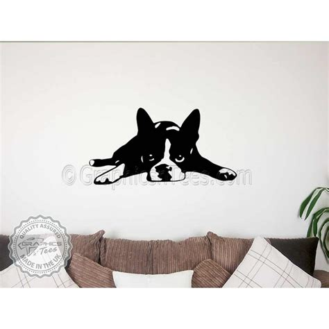 Boston Terrier Stickers