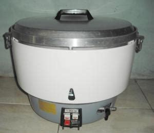 Rice Cooker Kompor Gas kompor gas high pressure dan rice cooker gas automatic