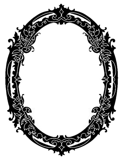 oval christmas frames oval picture frame clip clipart panda free clipart images