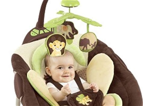 the lion king baby swing disney baby the lion king premier cozy coo sway seat