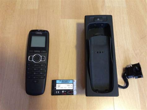 Audi Bluetooth Autotelefon Online by Audi A8 S8 Autotelefon Bluetooth Komplettset Telefonh 246 Rer
