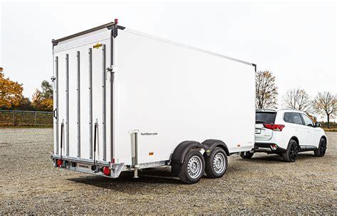 new models at bauma 2016 humbaur workshop trailer and - Werkstatt Anhänger