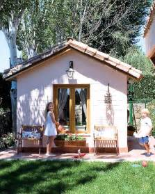 What S Better Than A Playroom A Kids Playhouse Adorable