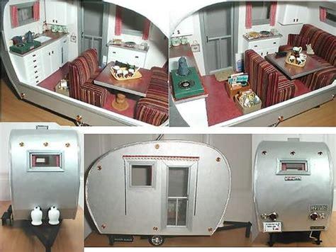 dollhouse trailer ideas for doll house trailer airstream miniature