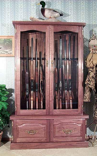 woodworking plans very basic gun cabinet plans pdf plans
