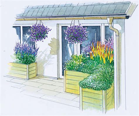 Mein Garten Und Ich 4991 by Gestaltungsideen F 252 R Eine Terrasse Duft Oase Und