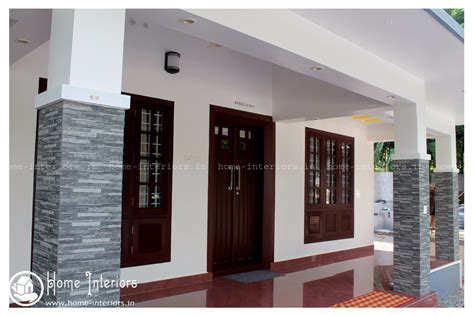 kerala home design tiles 2350 sq ft double floor contemporary home interior designs