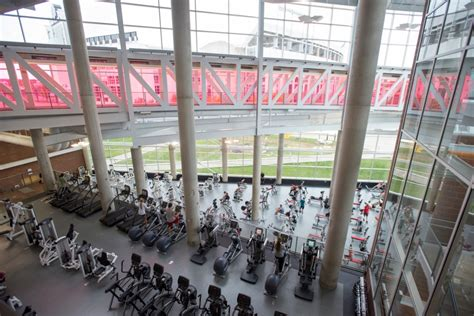 Rpac Fitness Classes 1 by Ohio State Im Facilities Became Some Of The Big Ten S Best