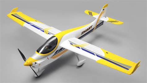 Rc Plane Trainer rc dynam smart trainer plane w 2 4ghz 4 channel ready to