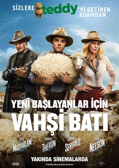 Film Komedi Western | yeni başlayanlar i 231 in vahşi batı film 2014 beyazperde com
