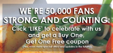 Country Buffet Printable Coupons Buy One Get One Free