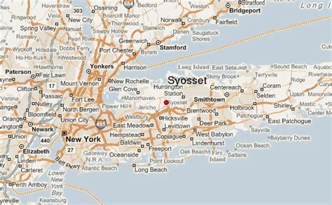 syosset location guide