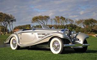 Mercedes Roadsters 1936 Mercedes 540k Special Roadster Favorite Cars