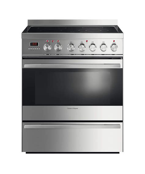 range kitchen appliances or30sdpwsx1 fisher paykel 30 quot electric range