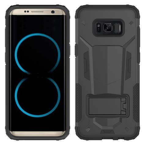 Samsung S8 Plus Black Armor Keysion Future S8 Plus for samsung galaxy s8 plus hybrid future armor