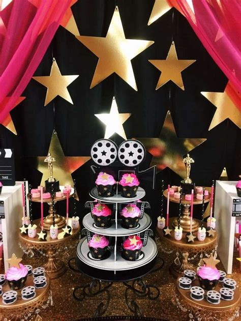 what is a hollywood theme party 25 best ideas about hollywood birthday parties on