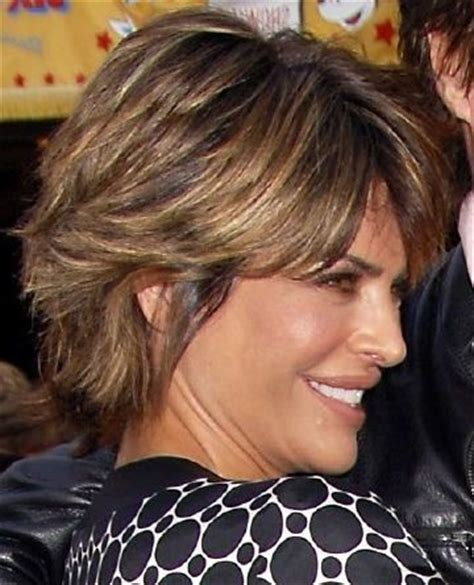 lisa rinna hairstyle back view | 10 photos of the back