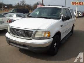 2000 ford expedition xlt for sale in bethany oklahoma