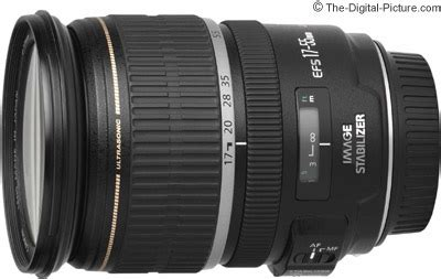 canon ef s 17 55mm f/2.8 is usm lens review