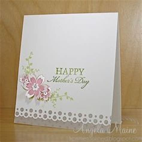 Simple Handmade Mothers Day Cards - s day cards on mothers day cards