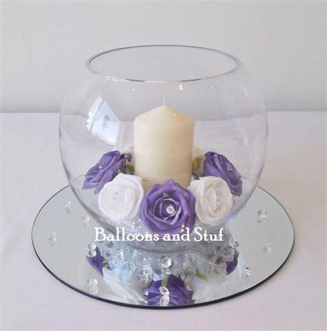 Fish Bowl Wedding Decorations