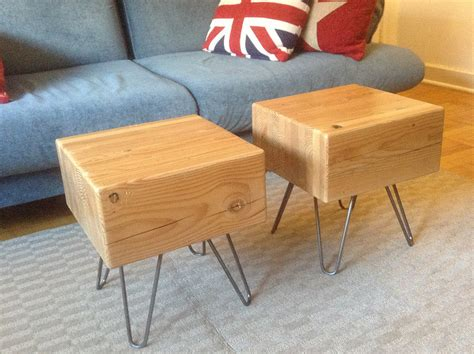 small block coffee table awesome coffee tables made from two large wooden blocks