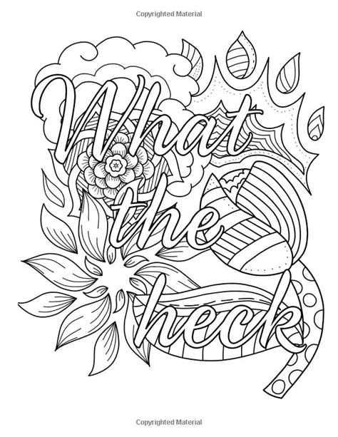 coloring books for adults with curse words 1000 images about saying coloring picture on