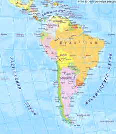 atlas map of south america map of south america politically several states map