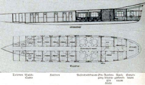 Ship Floor Plans zeppelin