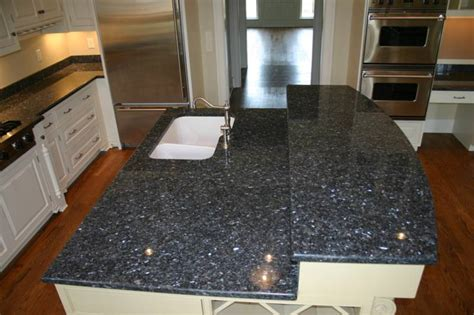 Blue Pearl Countertops by Countertops Cogswellstone