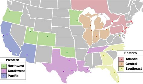 Mba Divisions by Here S A Map I Made Of All Nba Teams Organised By