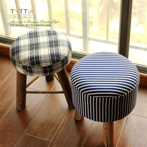 How To Get Soft Stools by Simple Wood Stool Ottoman Fabric Dressing Makeup Small