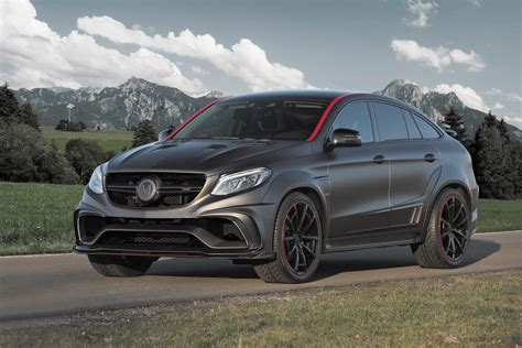 mercedes amg  gle  matic coupe mansory benztuning