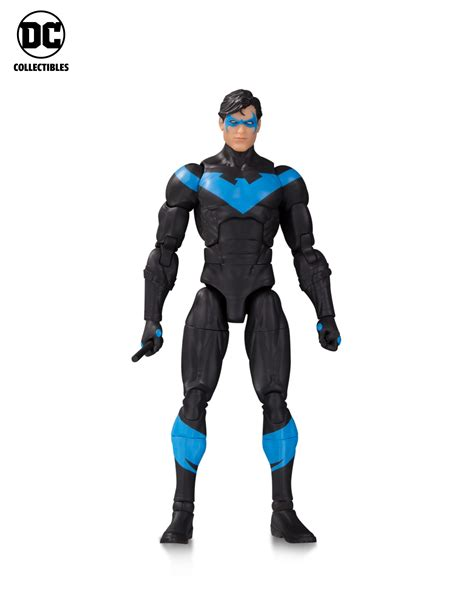 new dc collectibles figure line dc essentials the