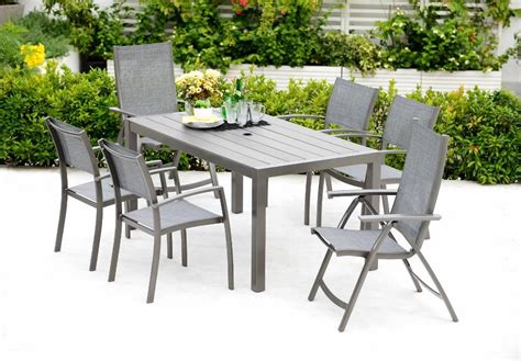 6 Seater Patio Furniture Set Maze Rattan Baby La 4 Seat Dining Garden Furniture Set Chsbahrain