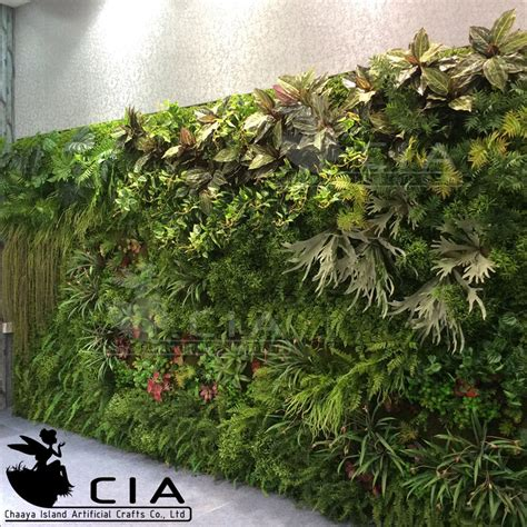 outdoor foliage plants artificial plants outdoor green wall foliage wall