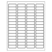 Avery Template 5195 For Mac templates return address label 60 per sheet avery