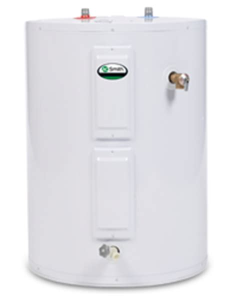 Product Support > ECL 50 > A. O. Smith Water Heaters