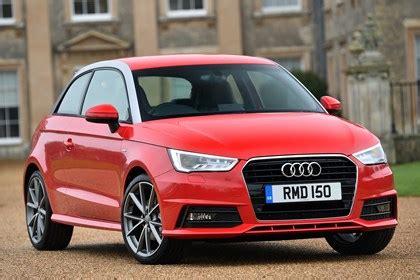 Audi A1 Performance Figures by Audi Specs Dimensions Facts Figures Parkers