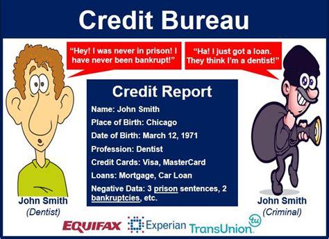 bureau d馭inition what is a credit bureau definition and meaning market