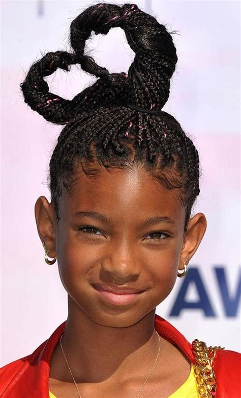 using twist in mohican willow smith hairstyles sophisticated braided updo