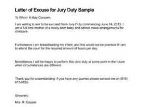 jury duty excuse letter template jury duty excuse letter template letter of recommendation