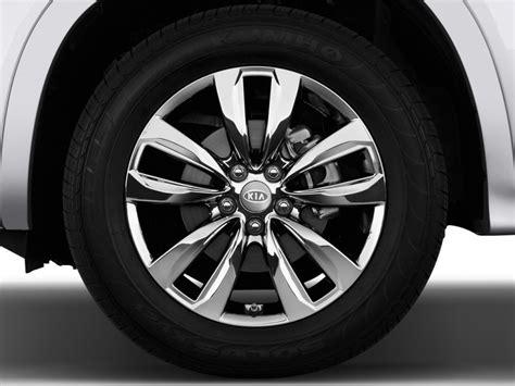 Kia Tyres 2012 Kia Sorento Sx Tire Size