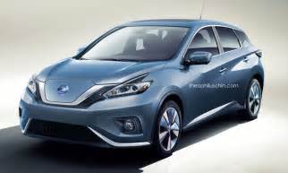 Next Generation Nissan Leaf Next Generation Nissan Leaf Rendered