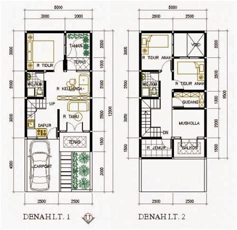 layout rumah luas tanah 90 86 desain rumah luas tanah 60m gambar rumah 2