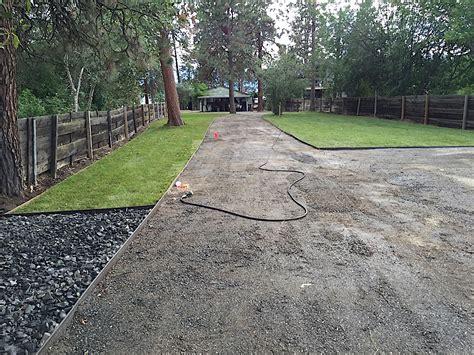 sod installation irrigation installation edging