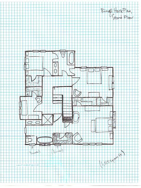 graph paper floor plan 17 best images about let s build a house on pinterest