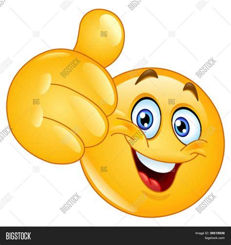 imagenes de manitas ok emoticon showing thumb vector photo bigstock