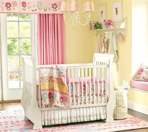 Pink Curtains For Baby Nursery Pink Curtains For Baby Room Home Design Ideas